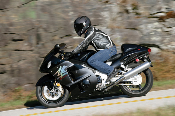 2006 Suzuki Hayabusa 1300 | Top Speed