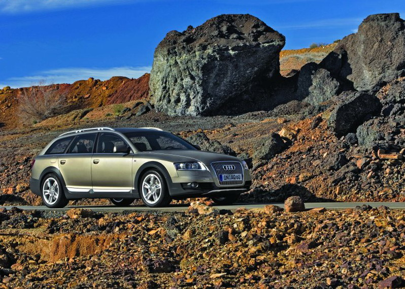 2007 audi a6 allroad gallery 54590 top speed. Black Bedroom Furniture Sets. Home Design Ideas