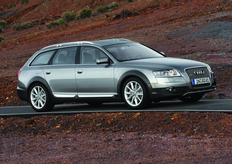 2007 Audi A6 Allroad Gallery 54595   Top Speed