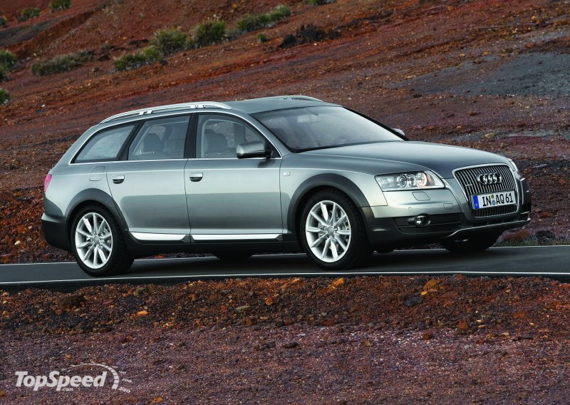 2007 audi a6 allroad picture 54595 car review top speed. Black Bedroom Furniture Sets. Home Design Ideas