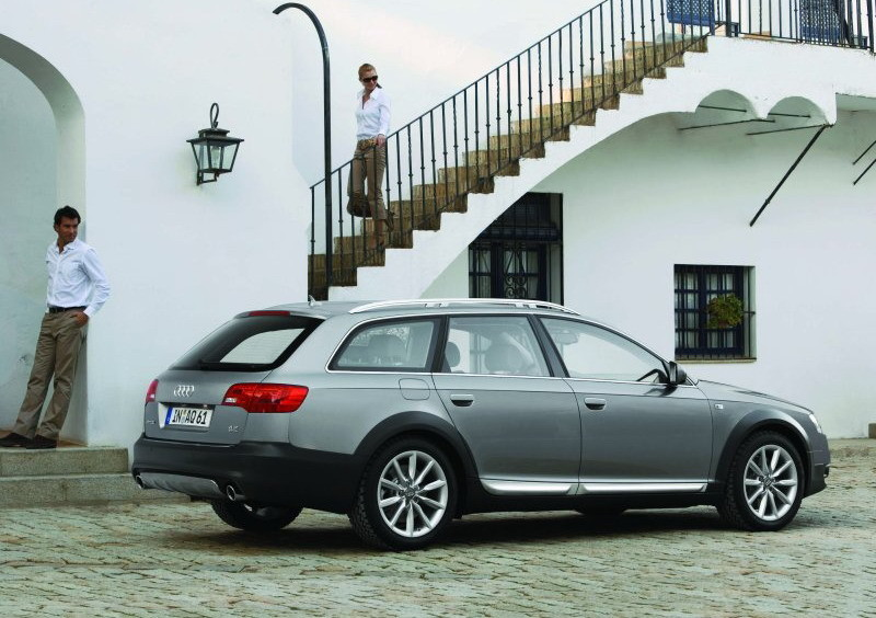 2007 Audi A6 Allroad | Top Speed