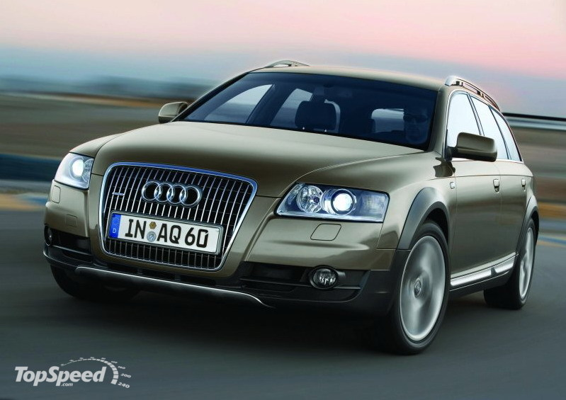 2007 audi a6 allroad picture 54582 car review top speed. Black Bedroom Furniture Sets. Home Design Ideas