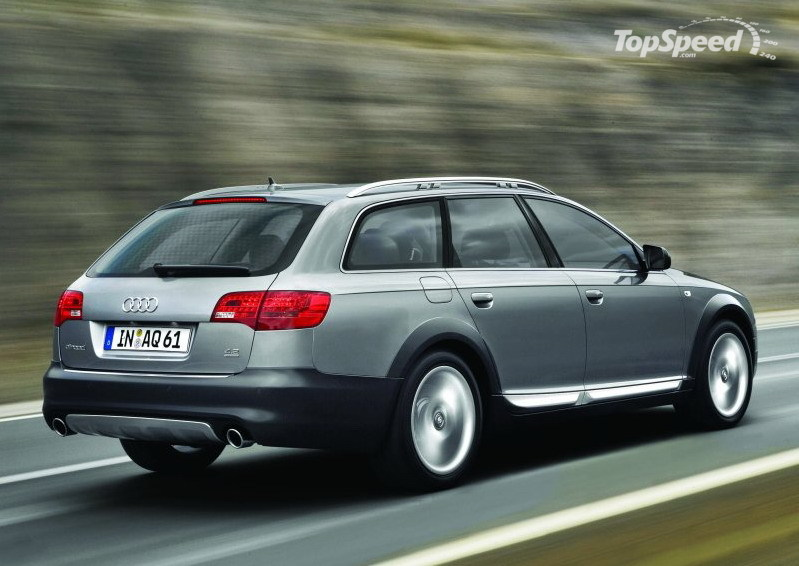 2007 audi a6 allroad picture 54583 car review top speed. Black Bedroom Furniture Sets. Home Design Ideas