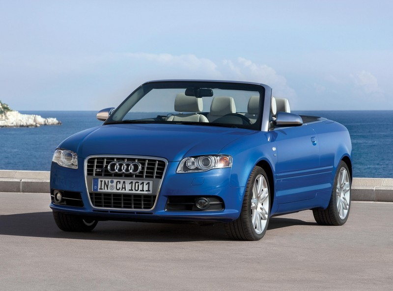 2007 Audi S4 Convertible Top Speed