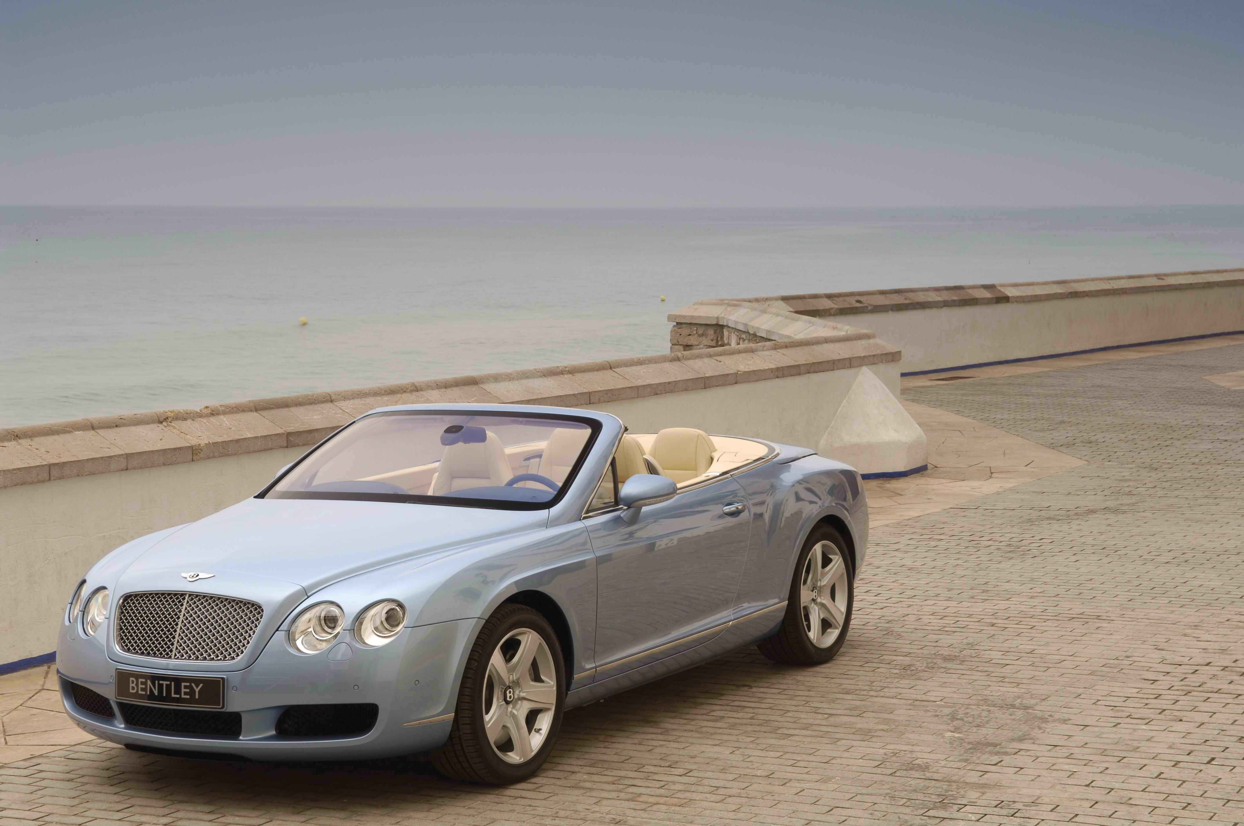 2007 bentley continental gtc | top speed