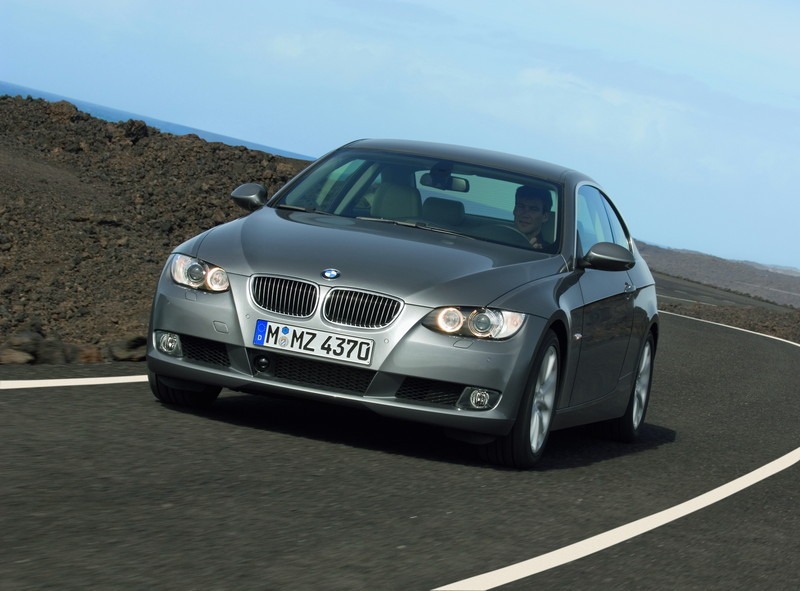 BMW 335Xi For Sale >> 2007 BMW 3-Series Coupe (E90)   Top Speed