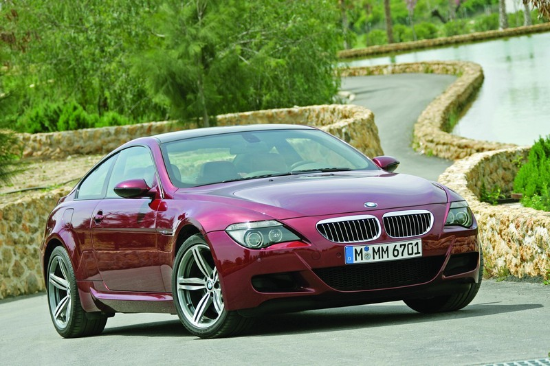 Marvelous 2007 BMW M6 Review   Top Speed. »