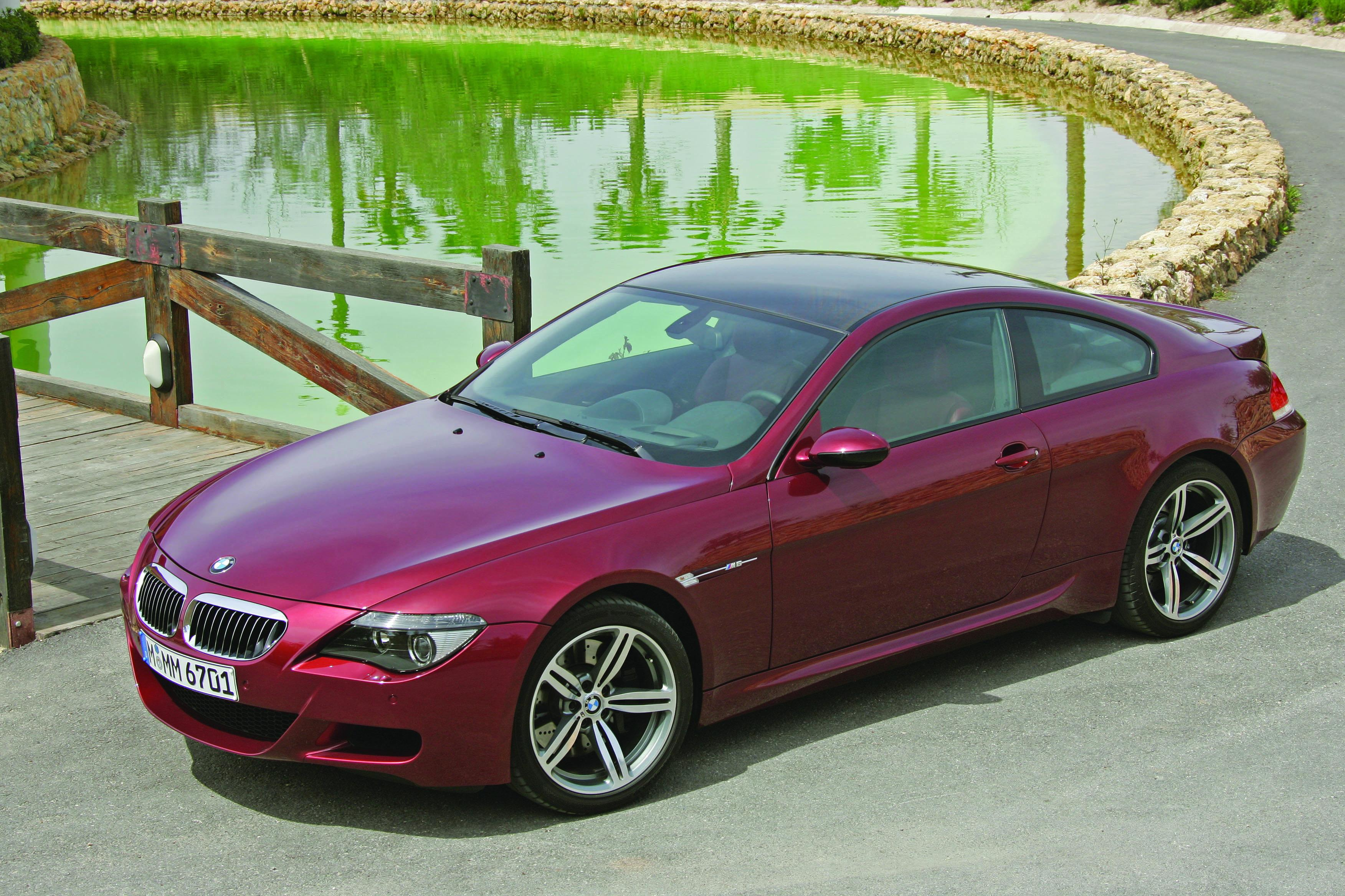 2007 BMW M6 | Top Speed. »