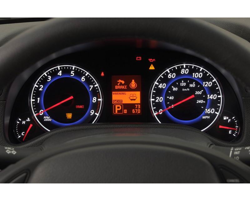 Infiniti g35 top speed