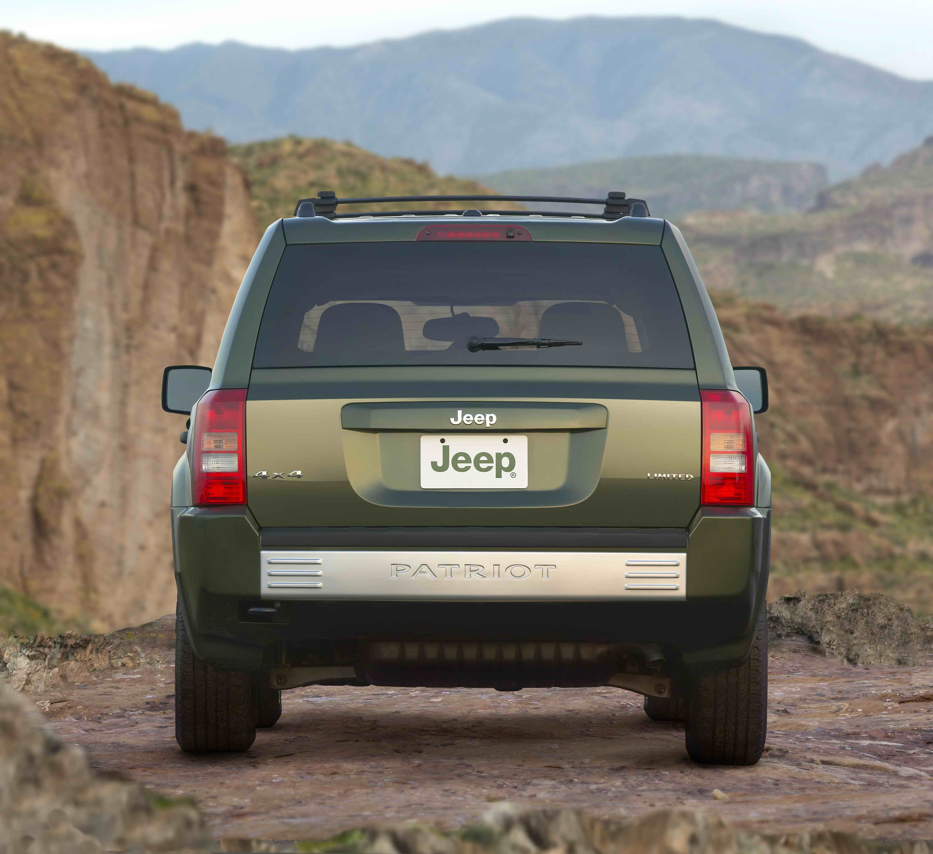 2007 Jeep Patriot Review Top Speed