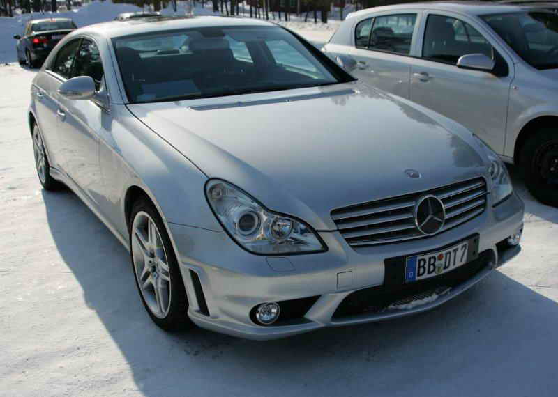 2007 Mercedes CLS 65 AMG | Top Speed