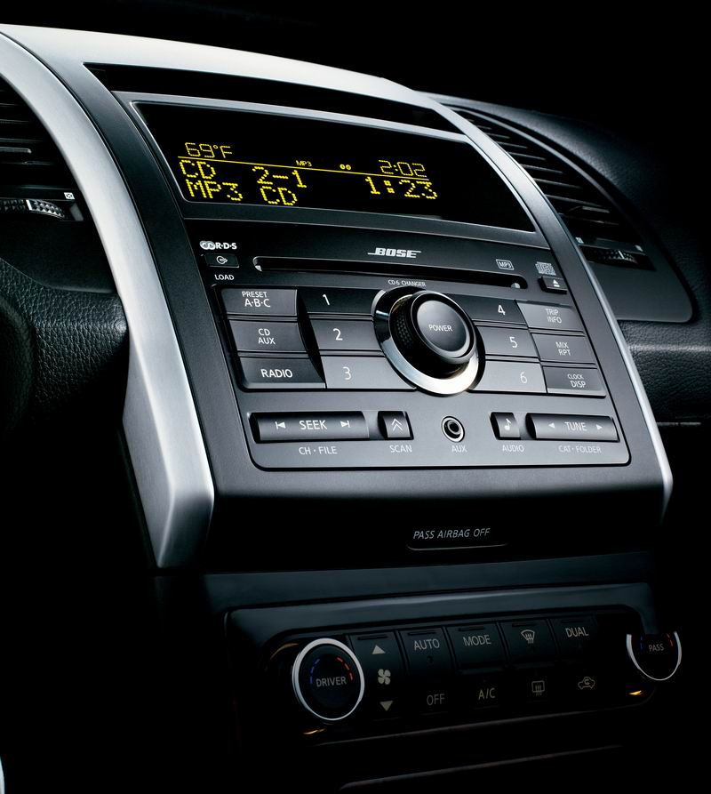 2007 Nissan Maxima Review Top Speed