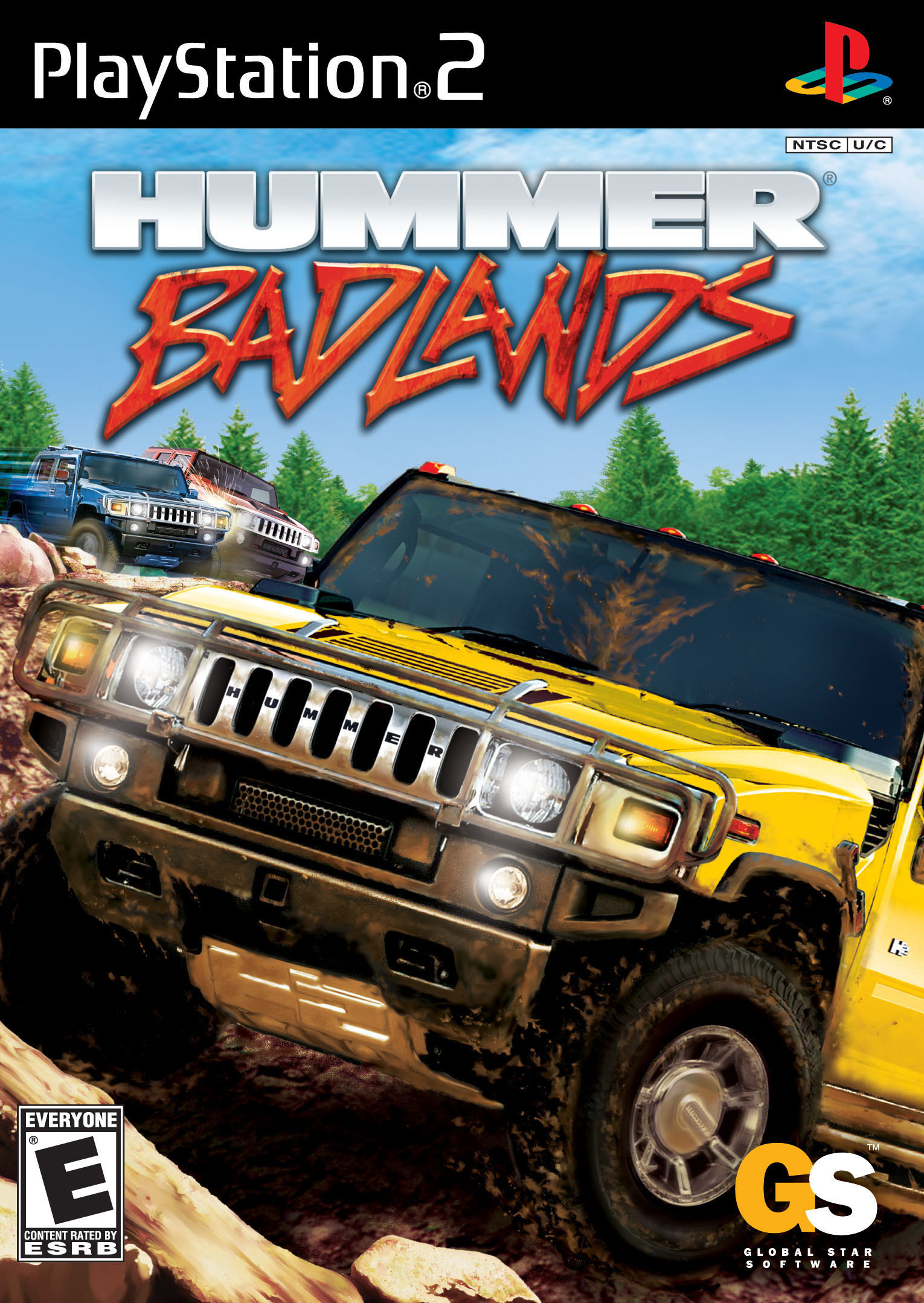4x4 Off Road >> HUMMER Badlands - Game For XBOX And PS2 | Top Speed
