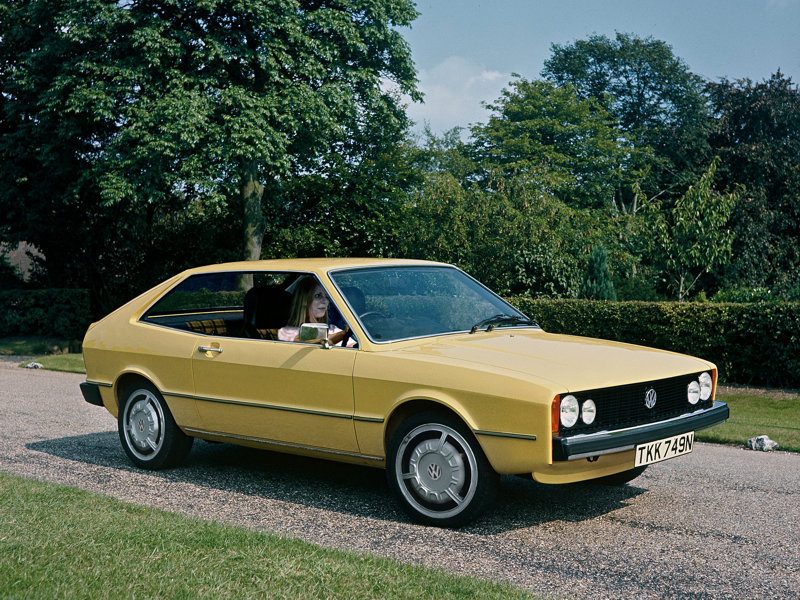 1974 - 1992 Volkswagen Scirocco History | Top Speed