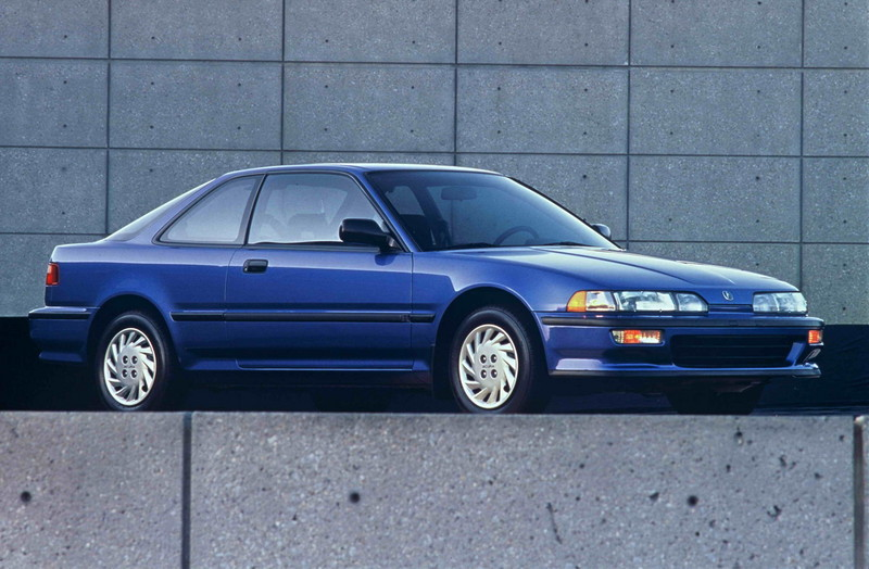 1986 - 2001 Acura Integra History | Top Sd Acura Years And Models on crv model years, karmann ghia model years, edsel model years, suzuki model years, land rover model years, corvette model years, jeep model years, lexus model years, porsche model years,