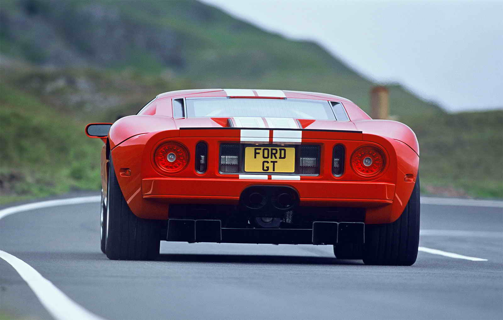 Ford Gt Top Speed