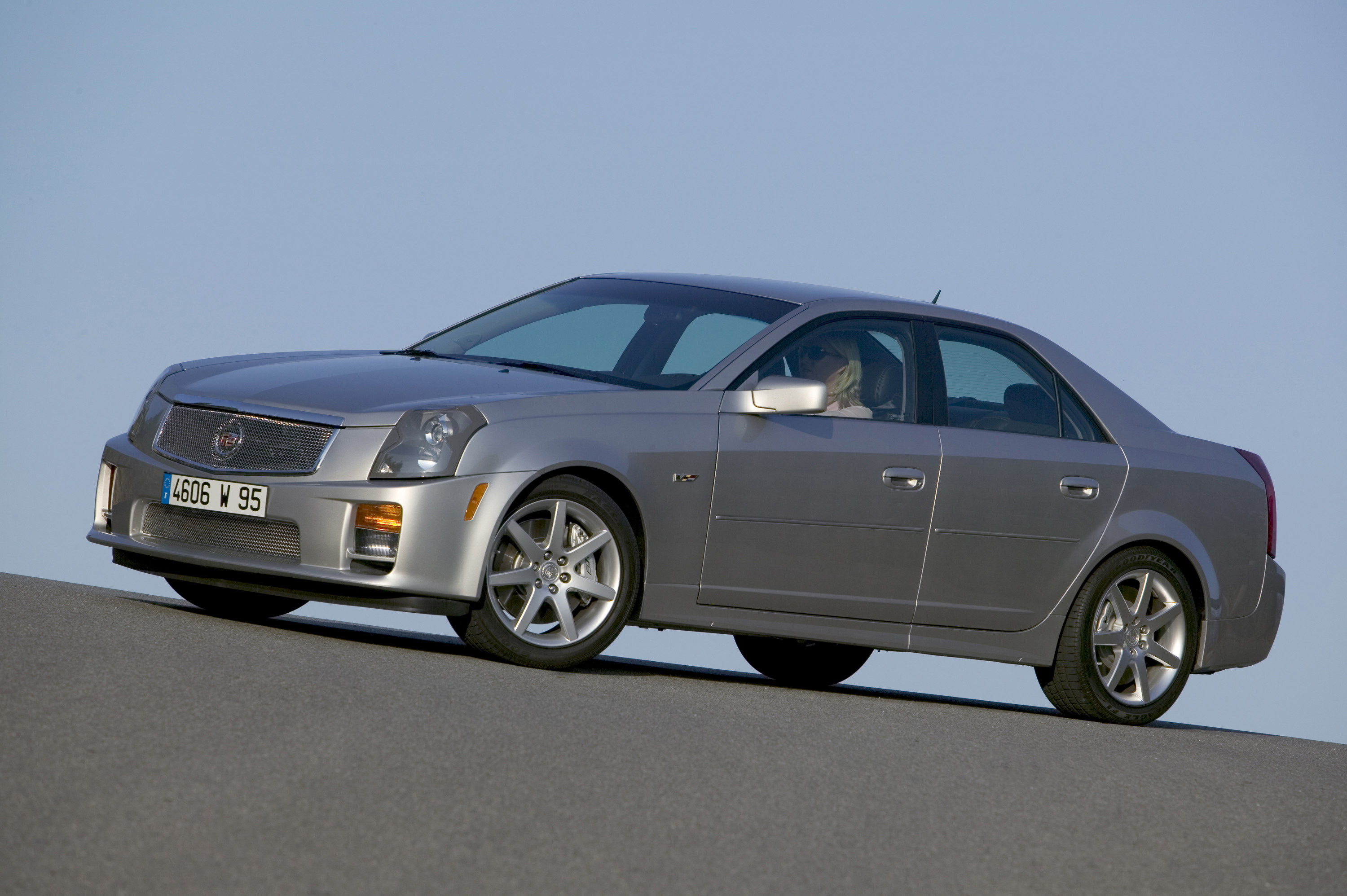 2006 cadillac cts v gallery 64429 top speed. Black Bedroom Furniture Sets. Home Design Ideas