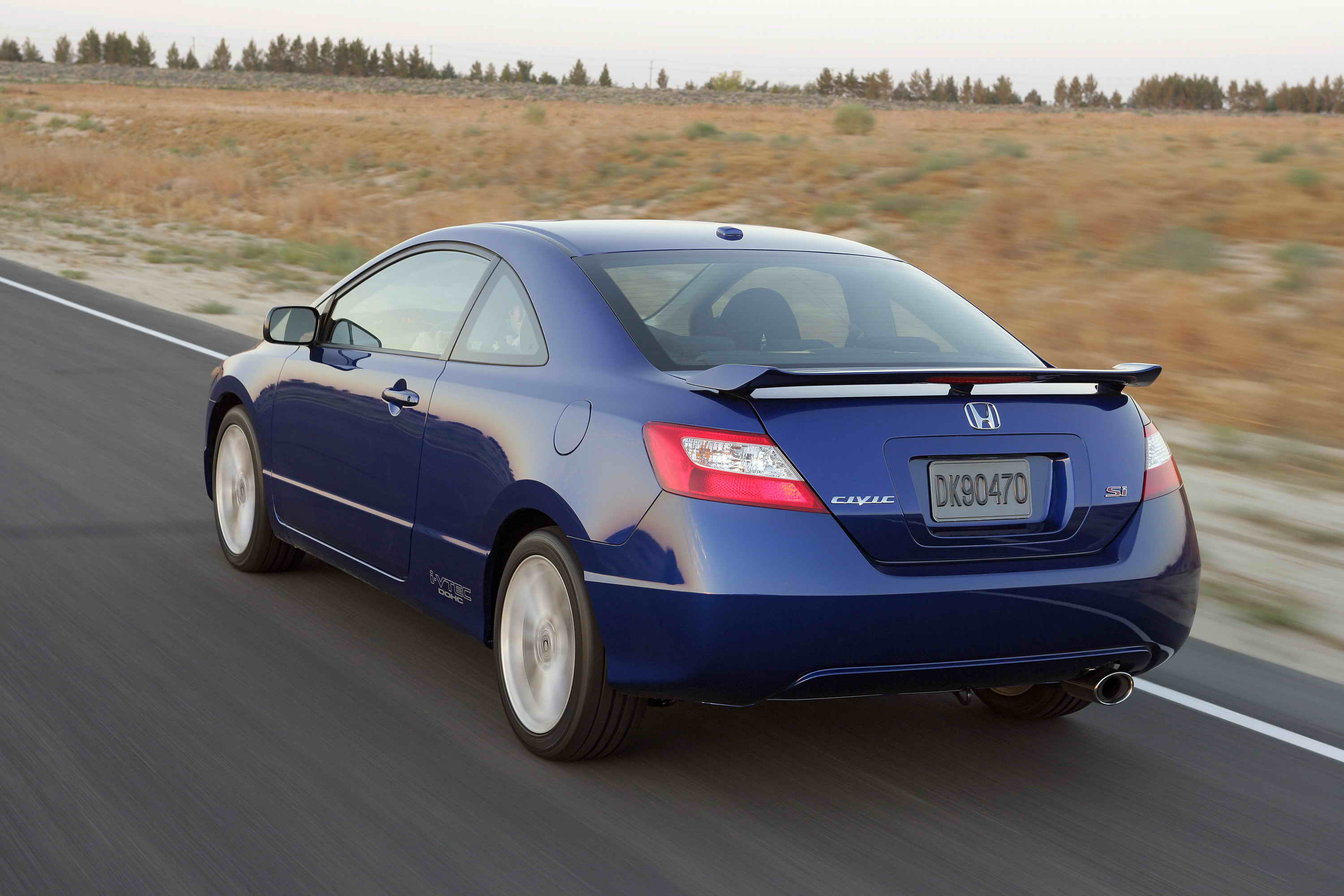 2006 Honda Civic Si Review - Top Speed