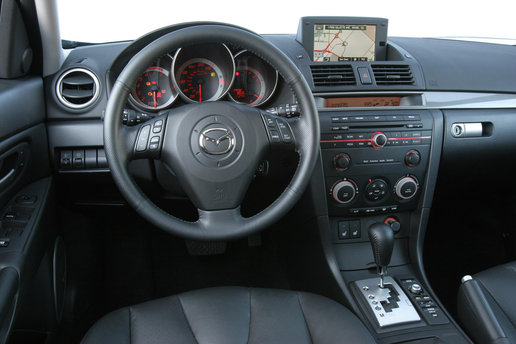 2006 Mazda Mazda3 | Top Speed. »