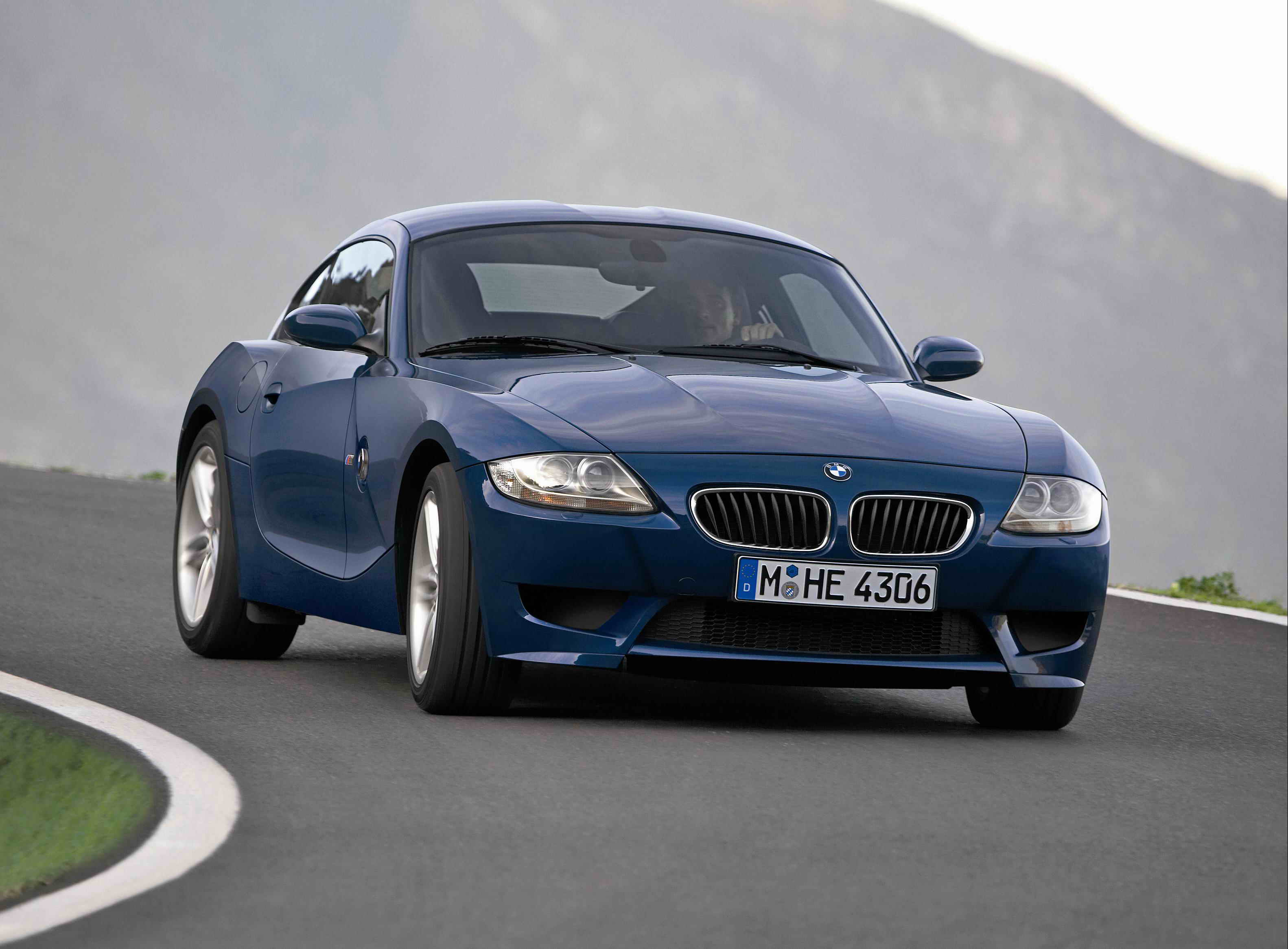 2007 Bmw Z4 M Coupe Review Top Speed