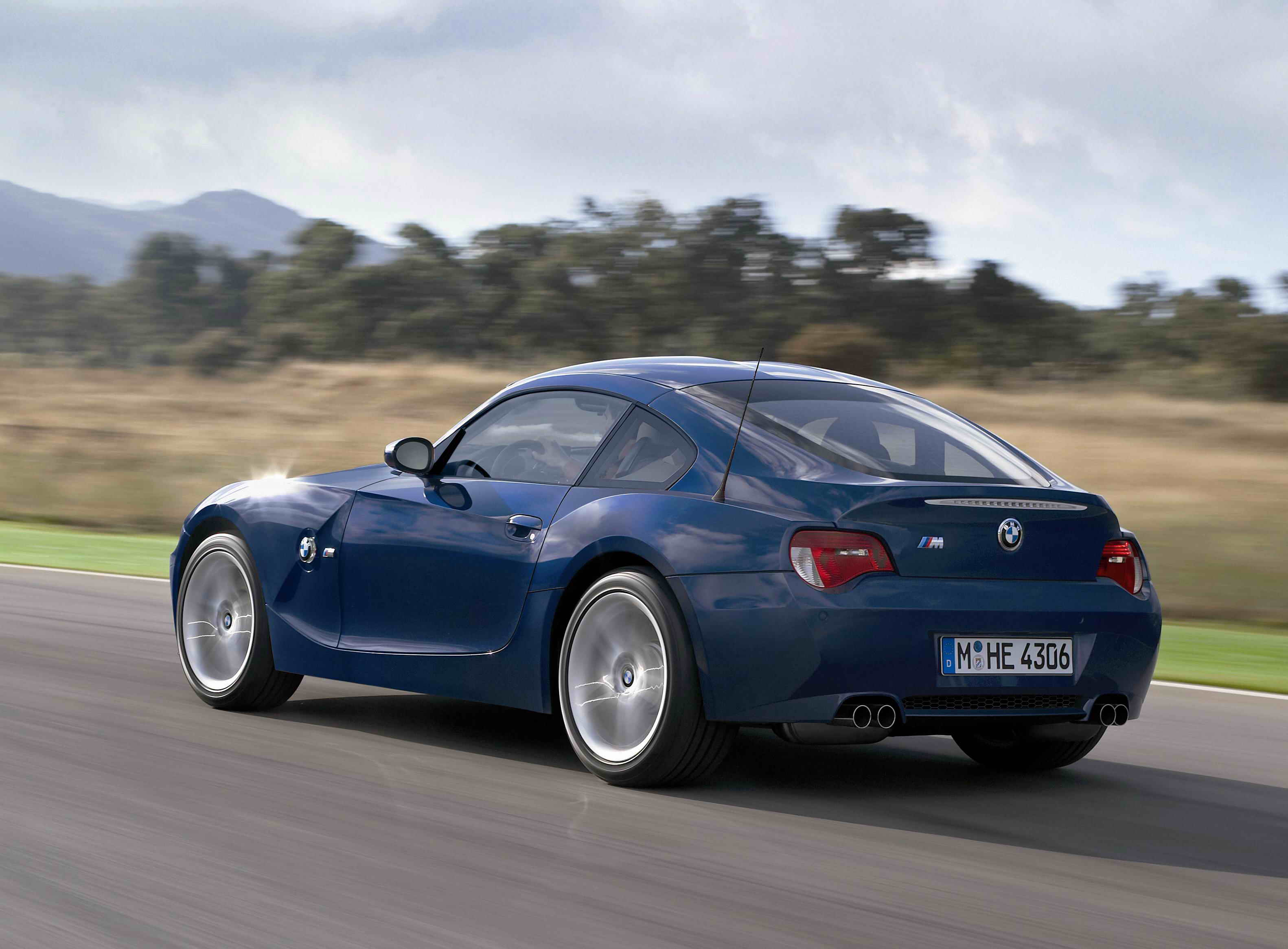 2007 bmw z4 m coupe gallery 64643 top speed. Black Bedroom Furniture Sets. Home Design Ideas