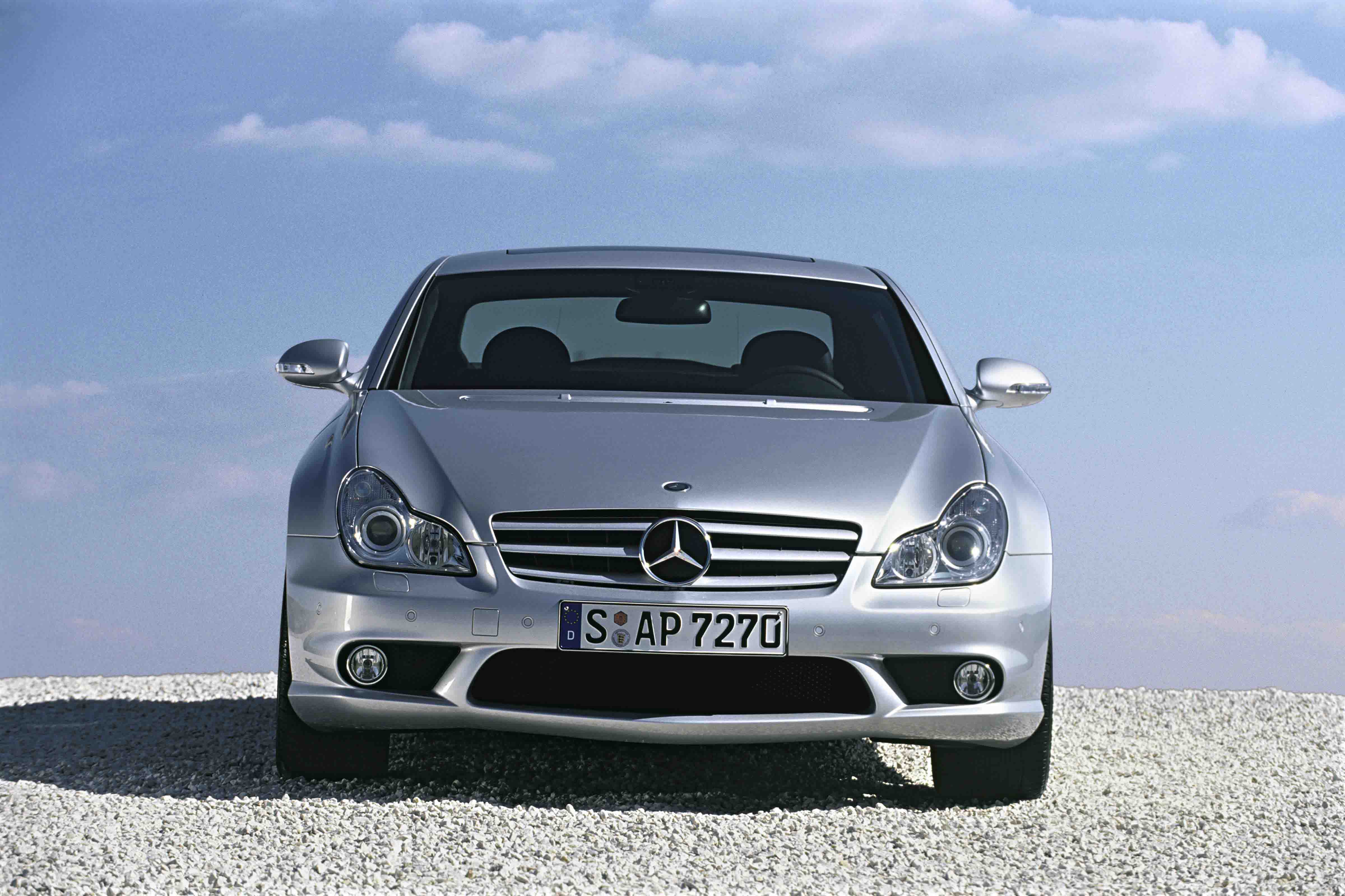 2007 mercedes cls class top speed. Black Bedroom Furniture Sets. Home Design Ideas