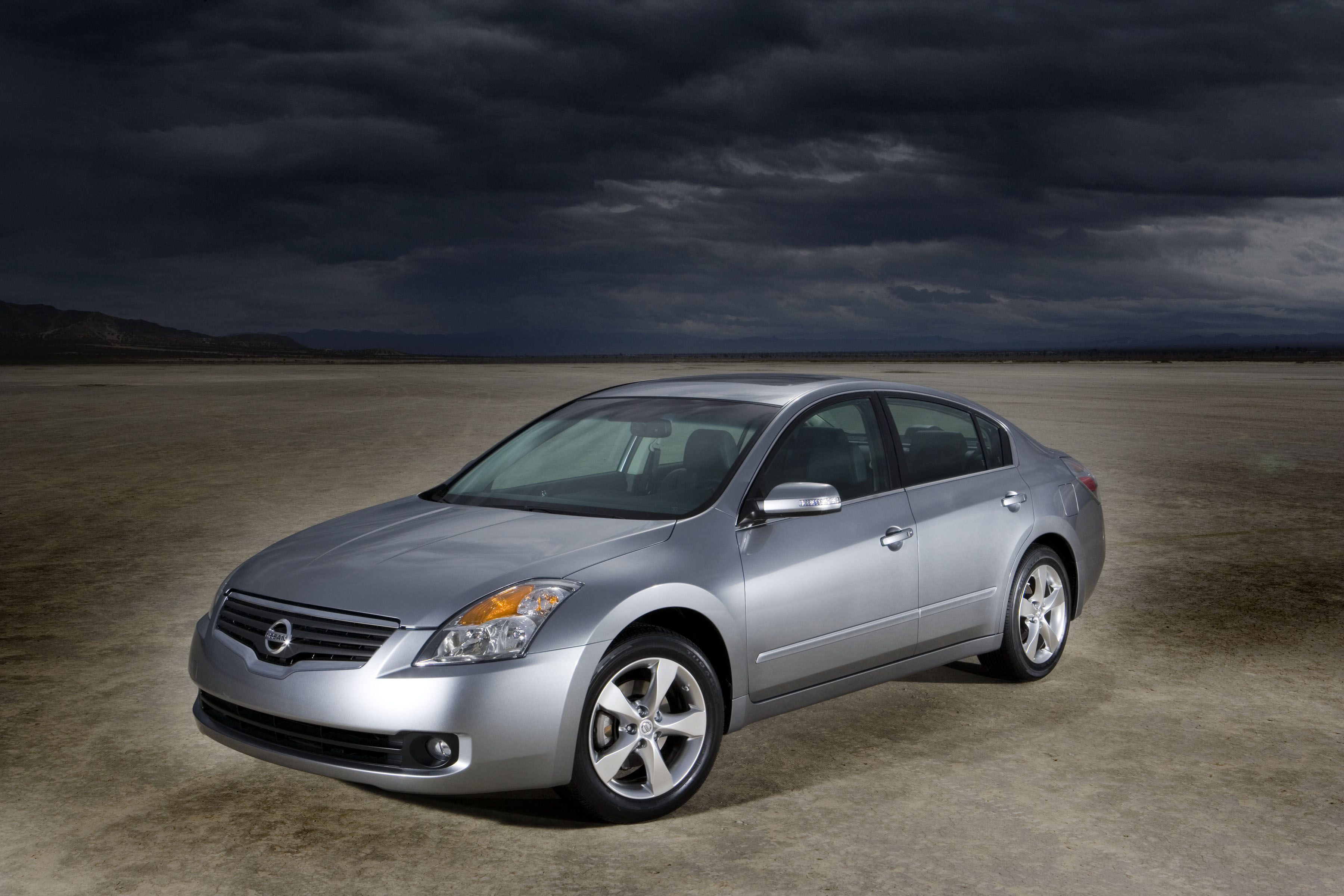 High Quality 2007 Nissan Altima Review   Top Speed. »