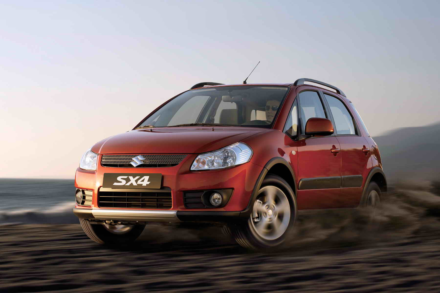 2007 Suzuki SX4 | Top Speed. »