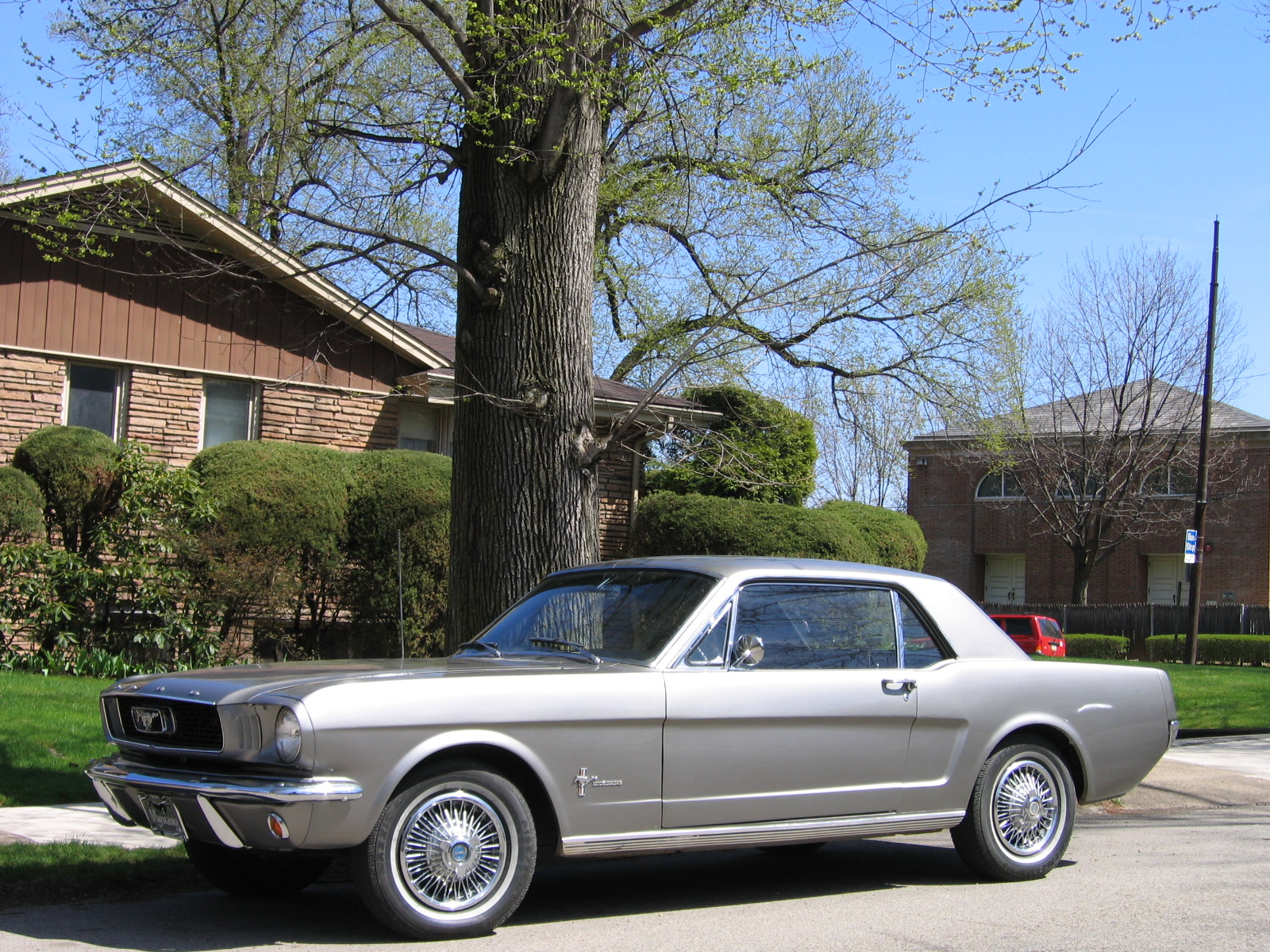 1964 2006 Ford Mustang History