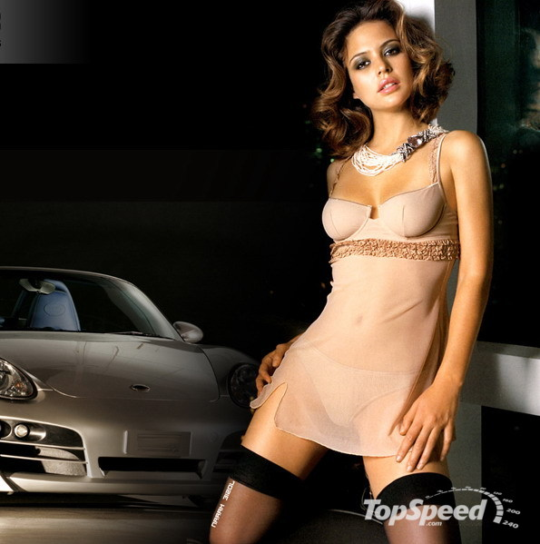 gallery: Sexy women - sexy cars