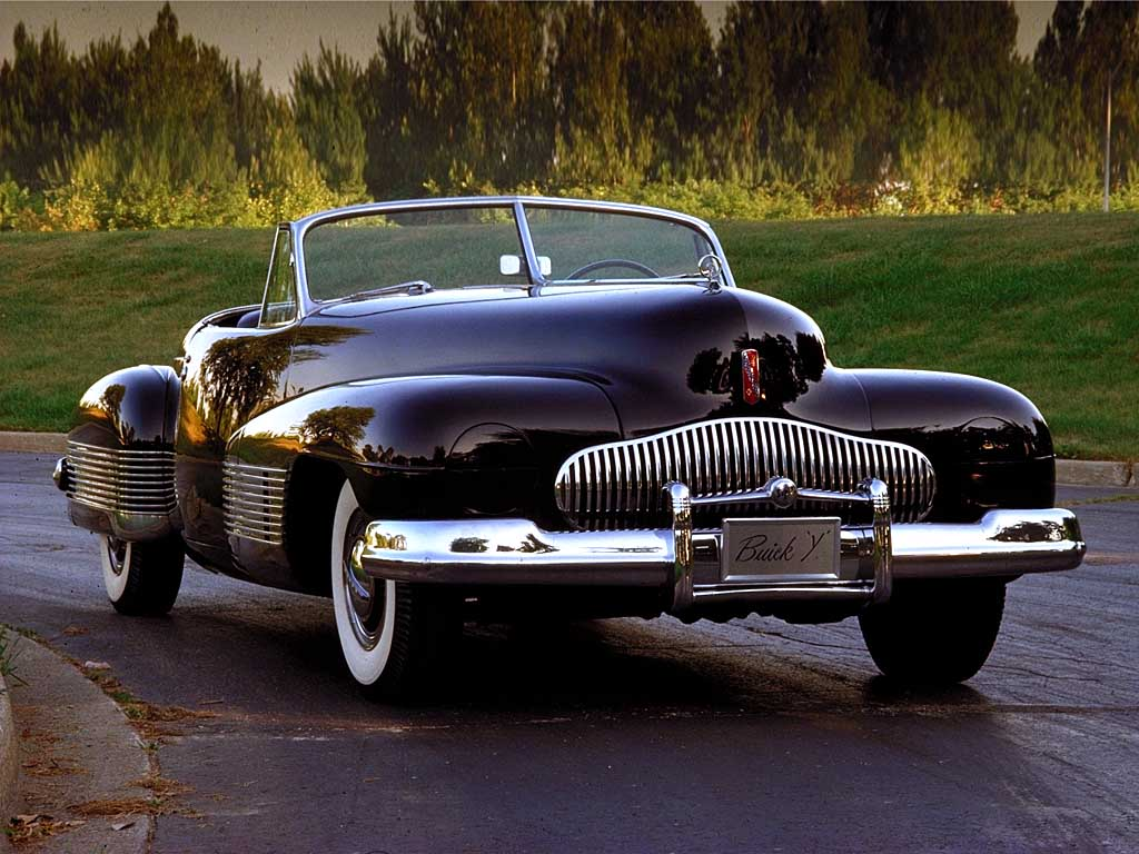 1938 Buick Y Job Pictures Photos Wallpapers