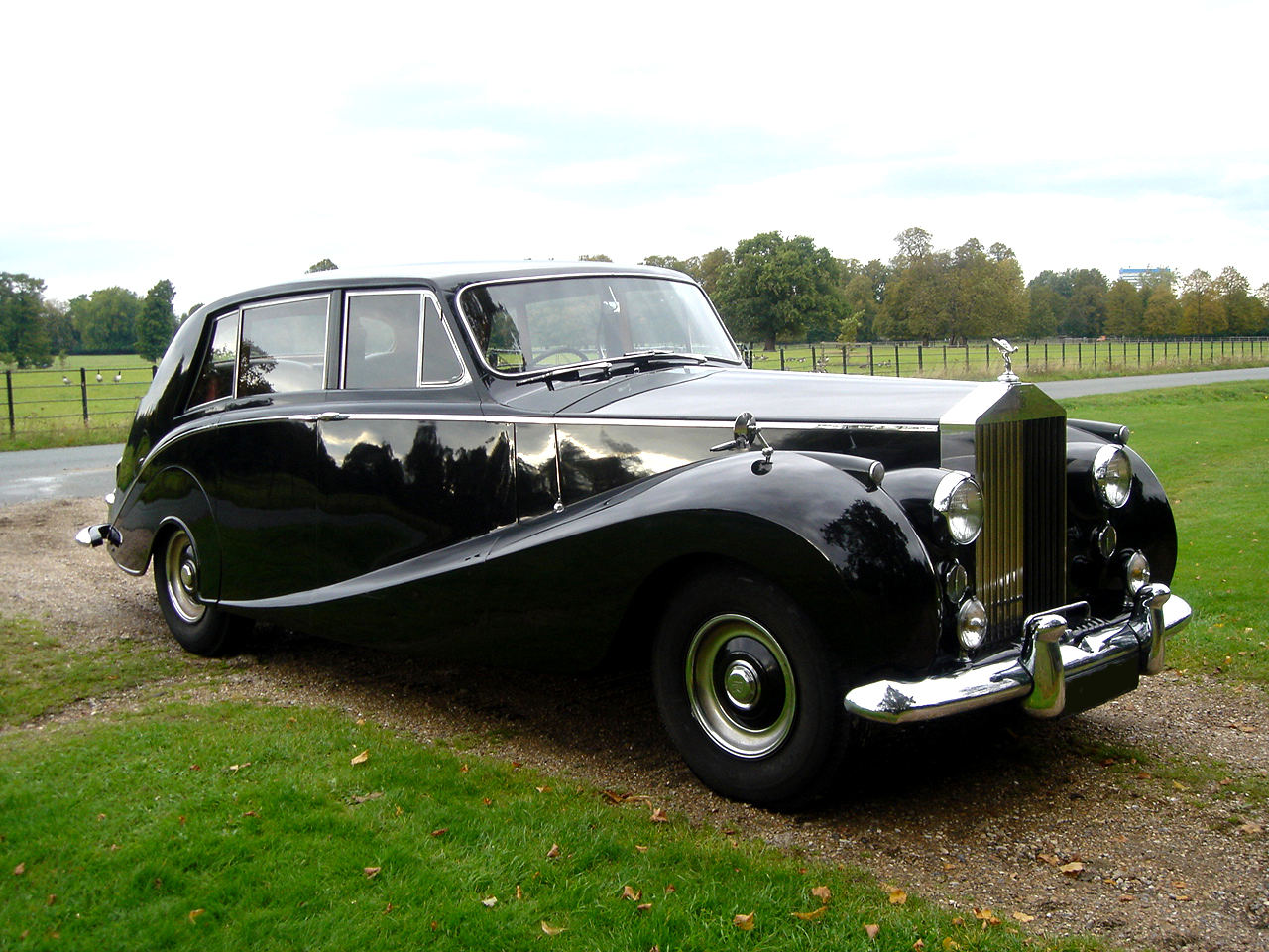 1947 - 1959 rolls-royce silver wraith | top speed