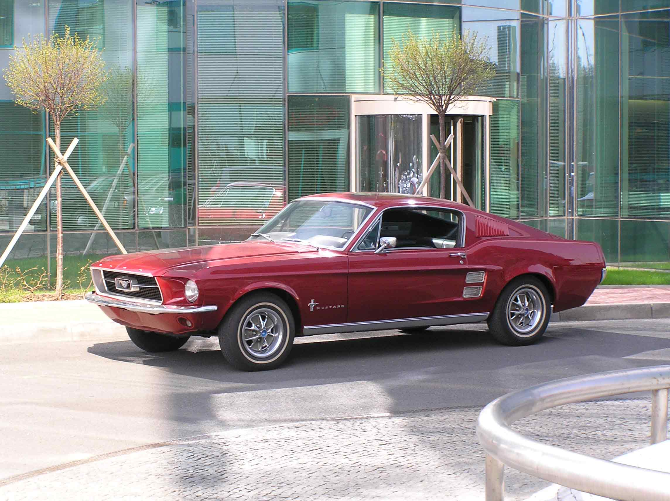 1967 the fast s ford mustang top speed