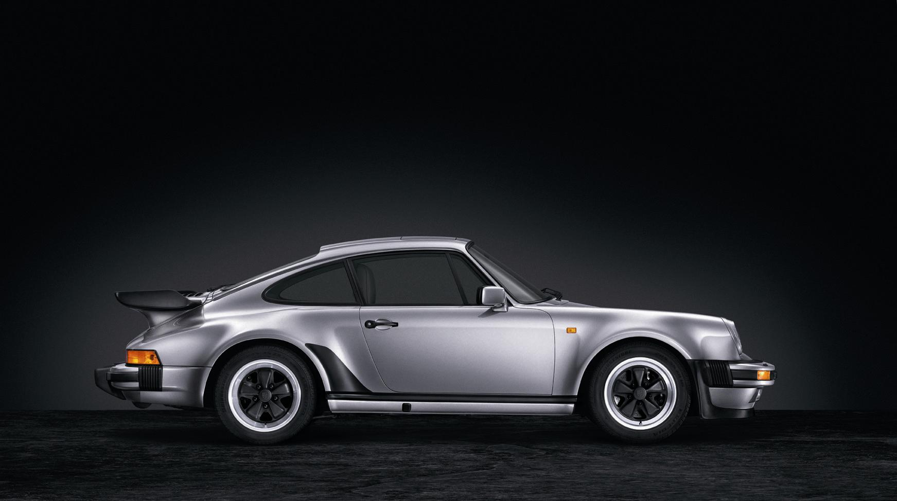 1975 1989 Porsche 911 930 Top Speed