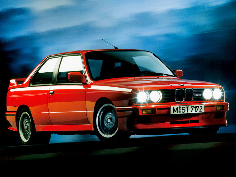 1986 Bmw E30 M3 Review Top Speed