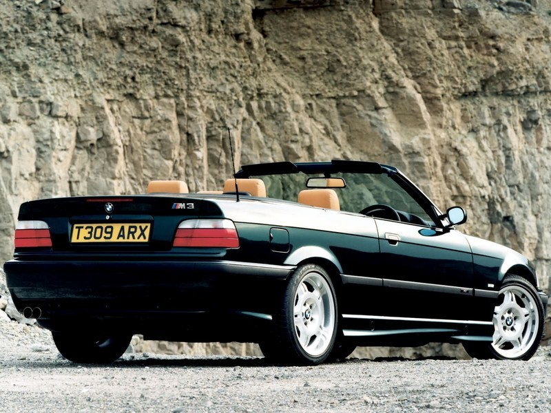 1992 - 2000 E36 BMW M3 Review | Top Speed