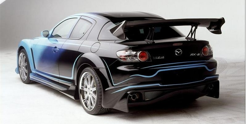 2006 Mazda RX8 Tokyo Drift Review - Top Speed
