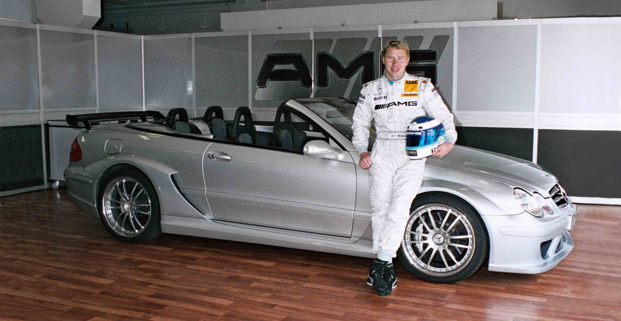 2006 Mercedes Clk Dtm Amg Cabriolet Top Speed