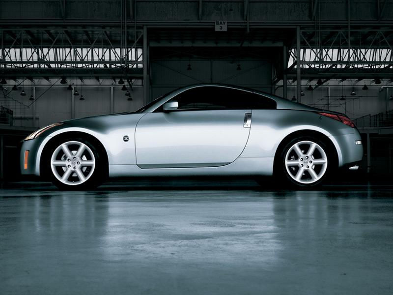 2003 Nissan 350z Top Speed