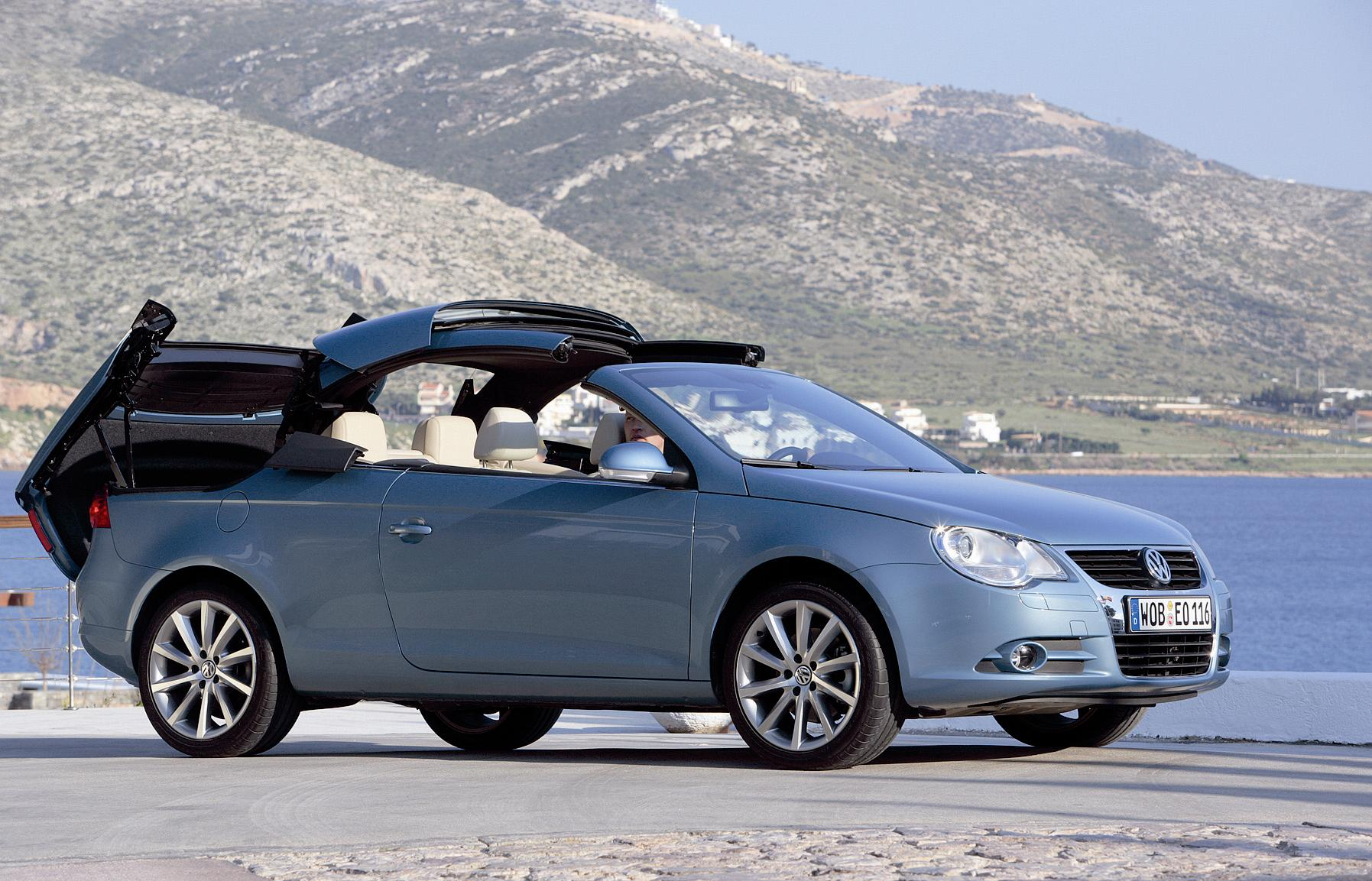 2006 volkswagen eos review top speed. Black Bedroom Furniture Sets. Home Design Ideas