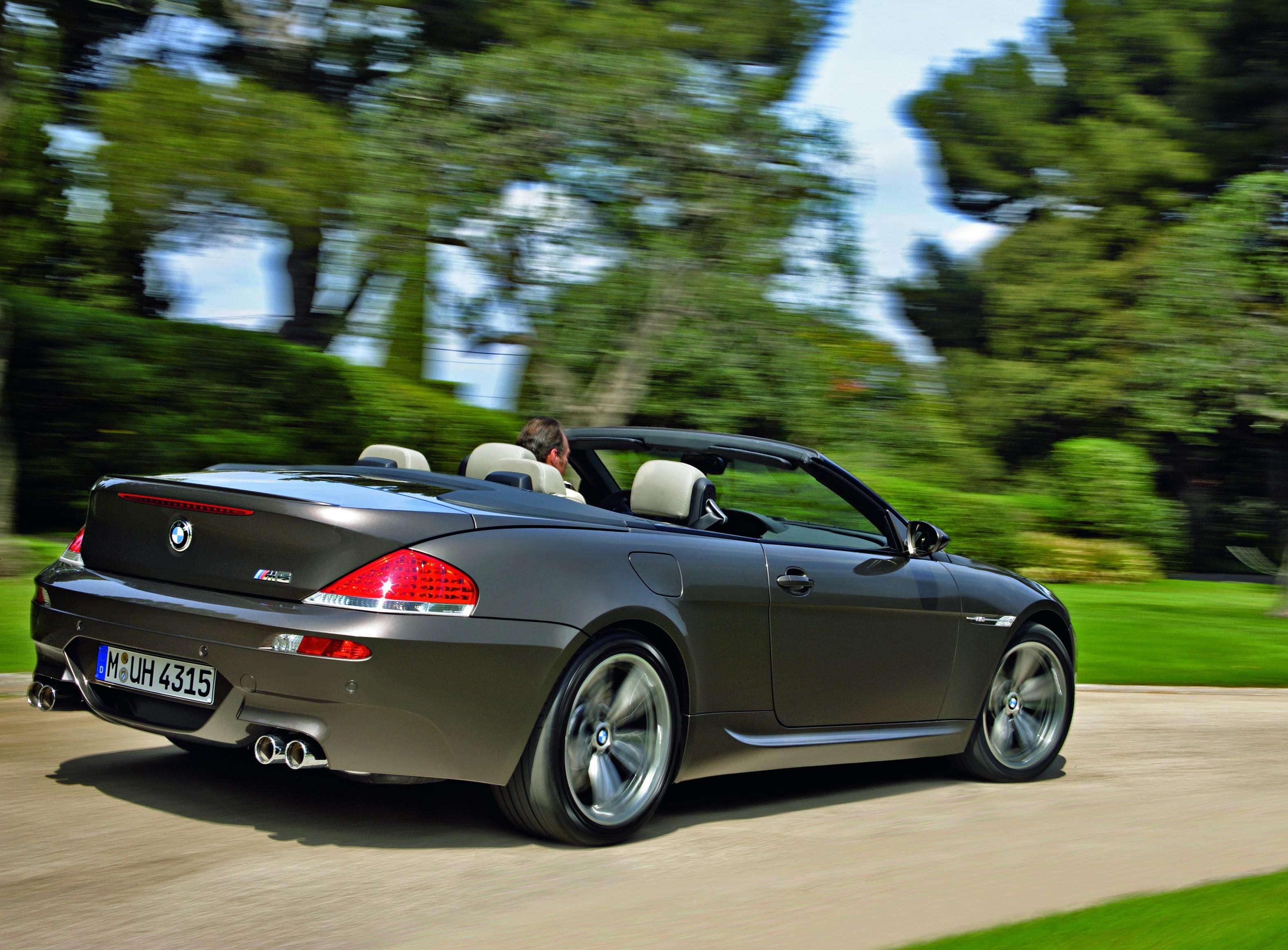 2007 BMW M6 Convertible Review - Top Speed