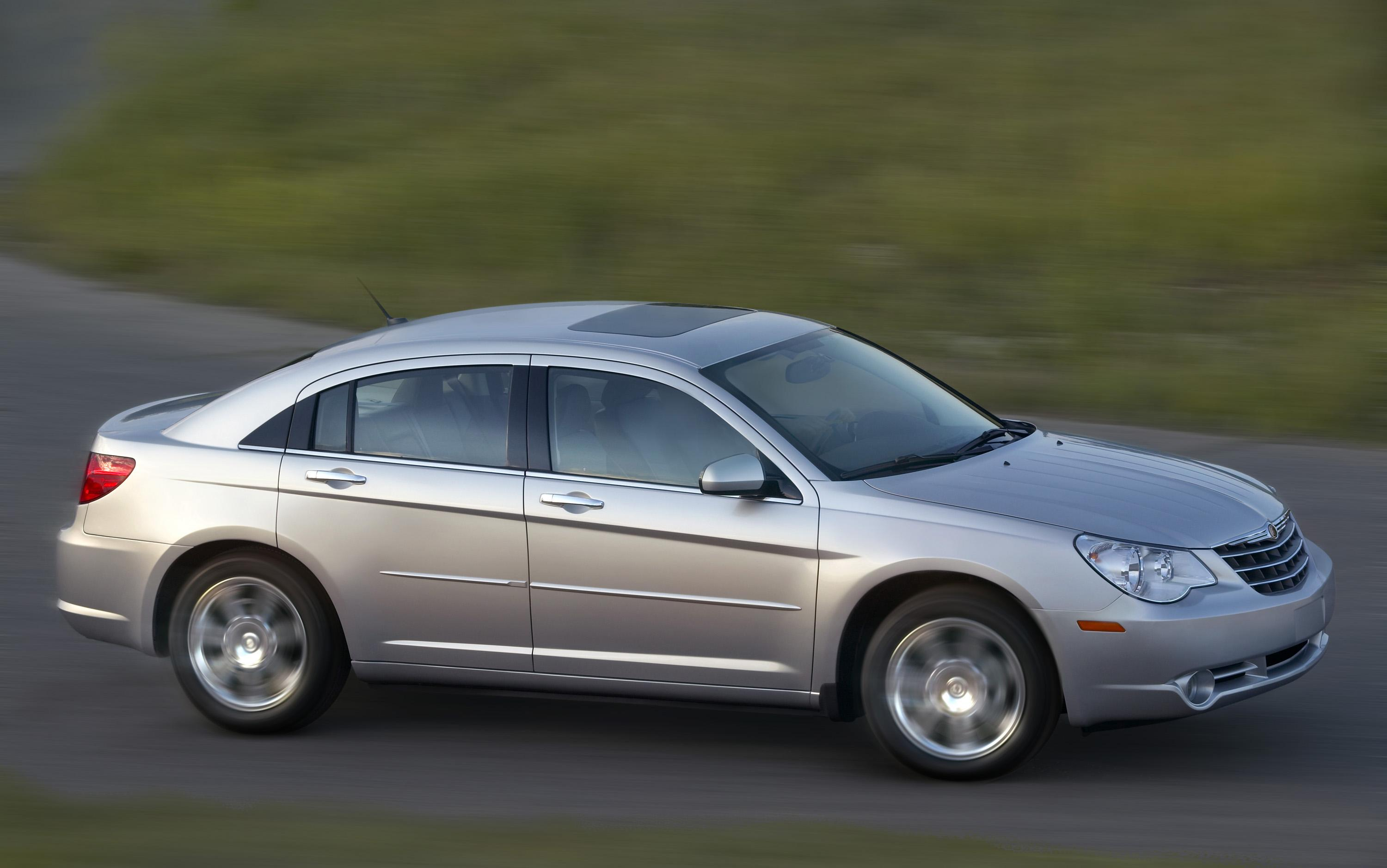 2007 chrysler sebring review top speed sciox Images