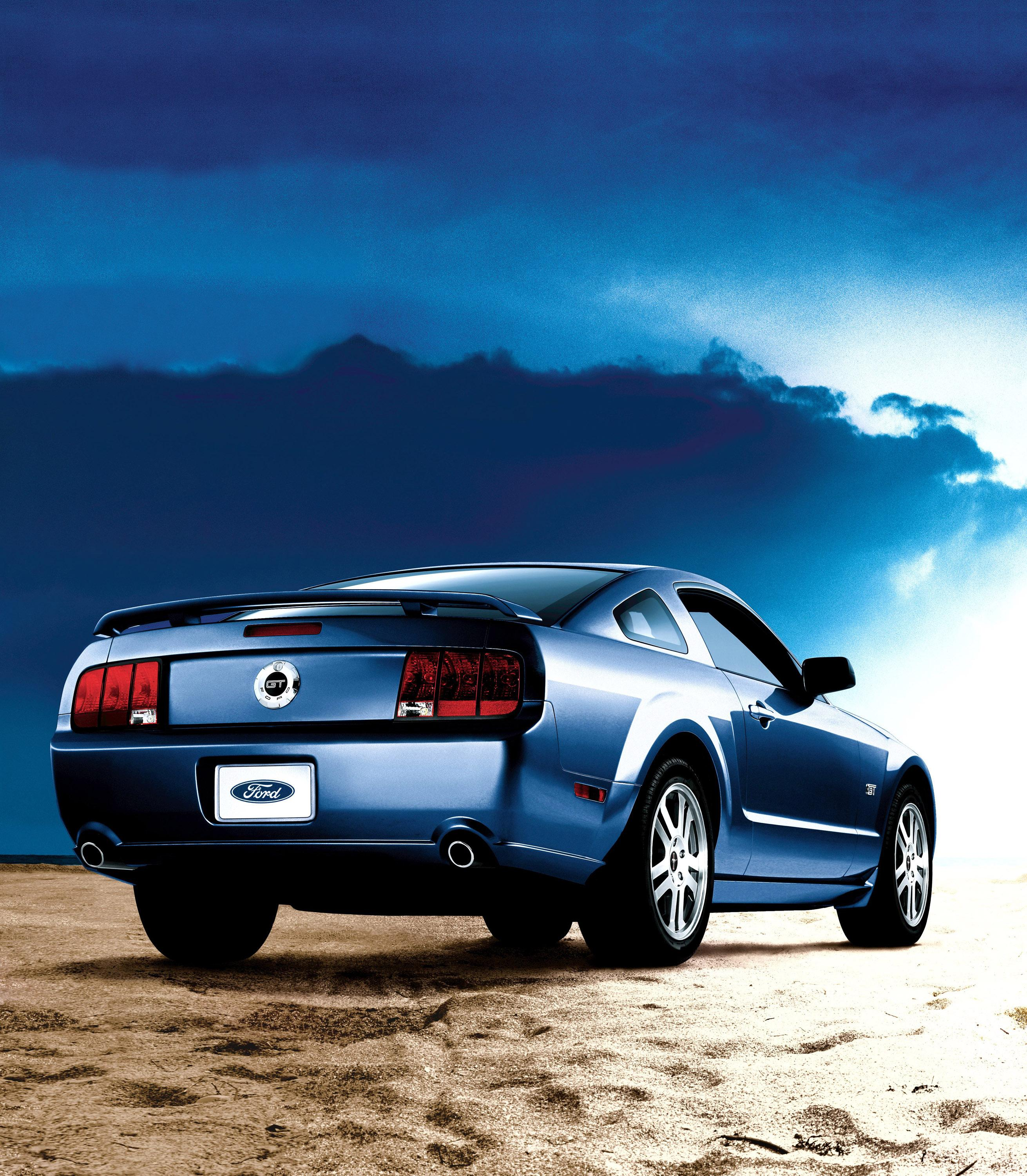 2007 Ford Mustang GT | Top Speed