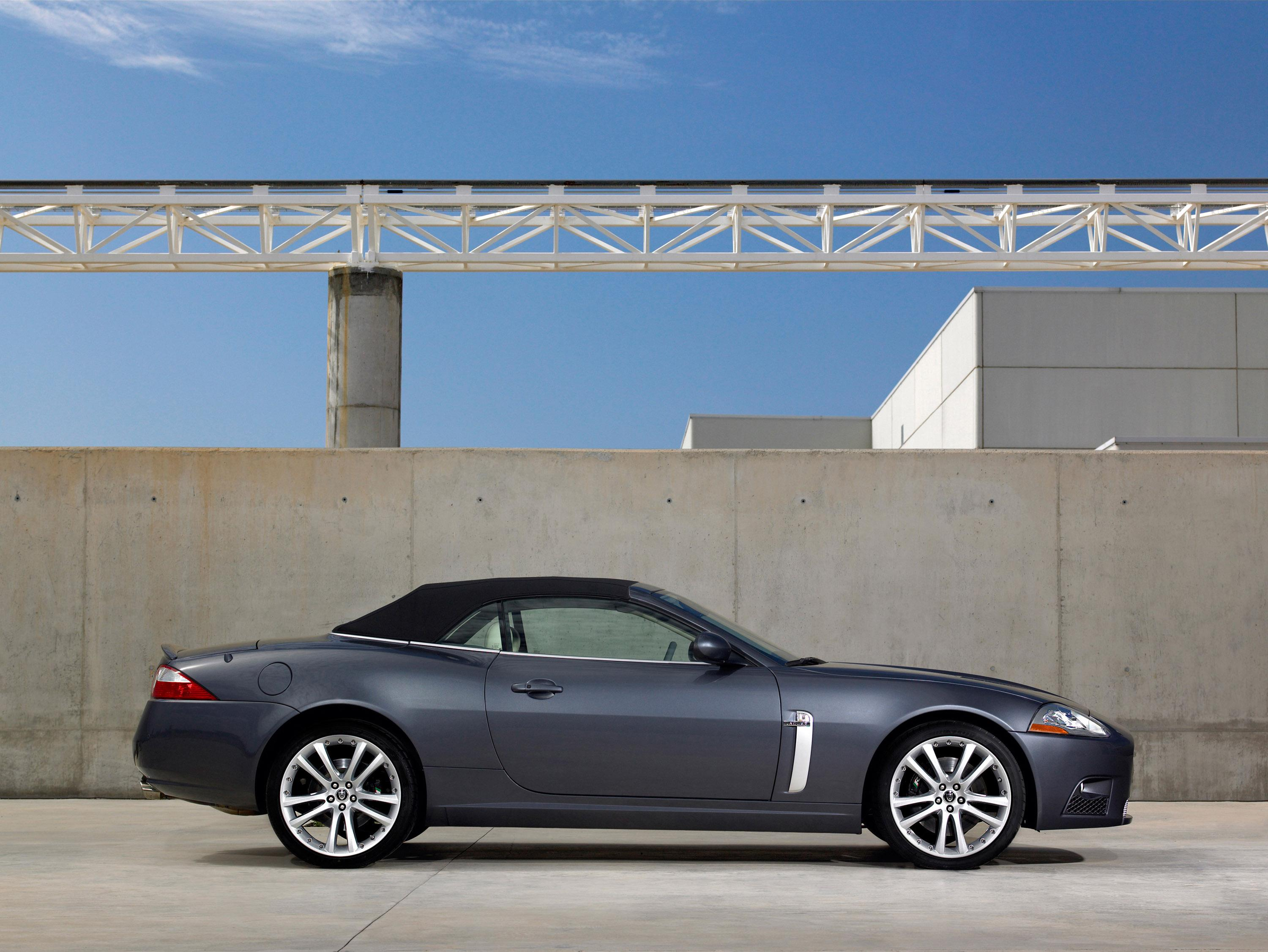2007 Jaguar XKR | Top Speed. »
