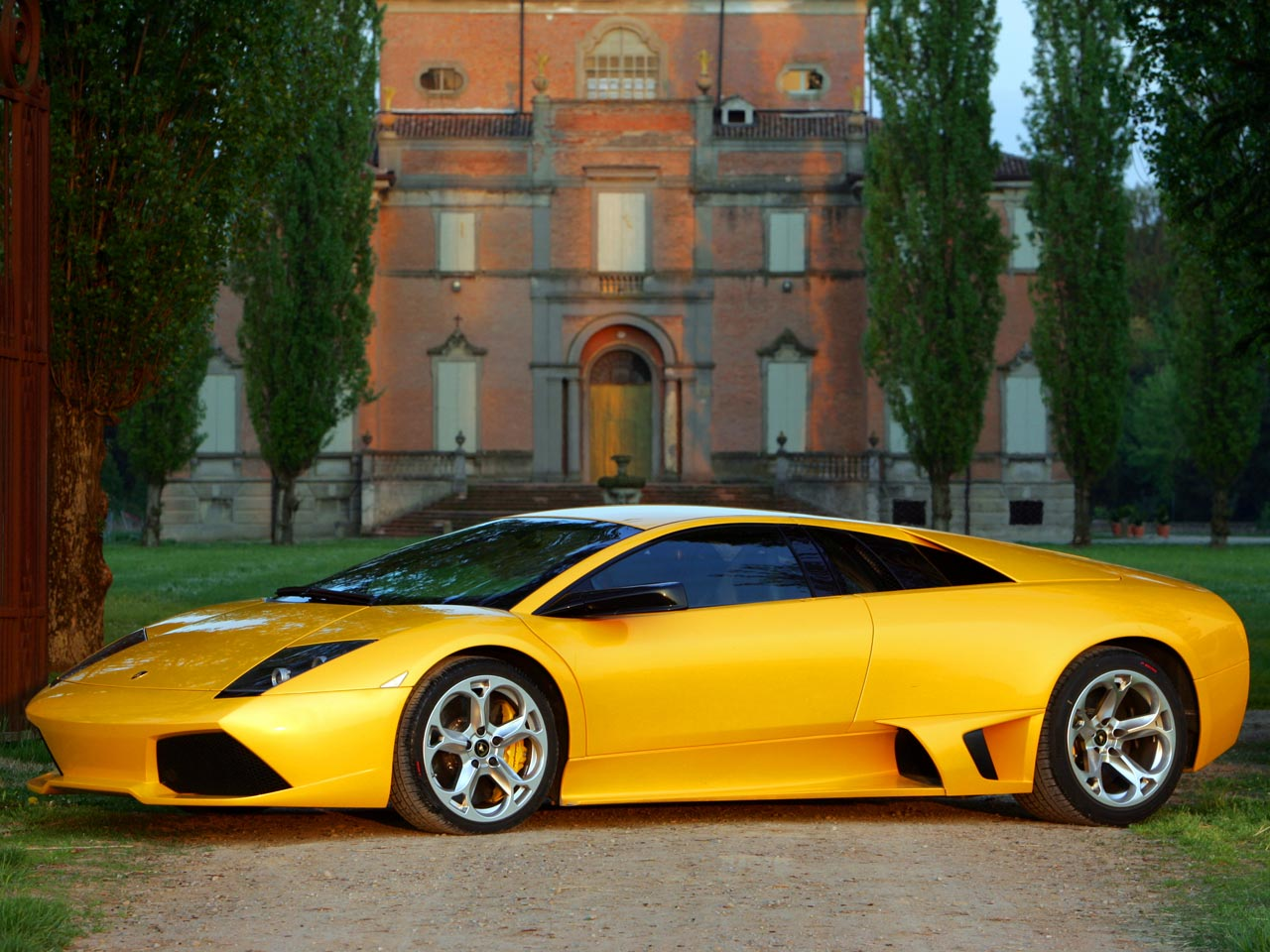2007 lamborghini murcielago lp640 review - top speed
