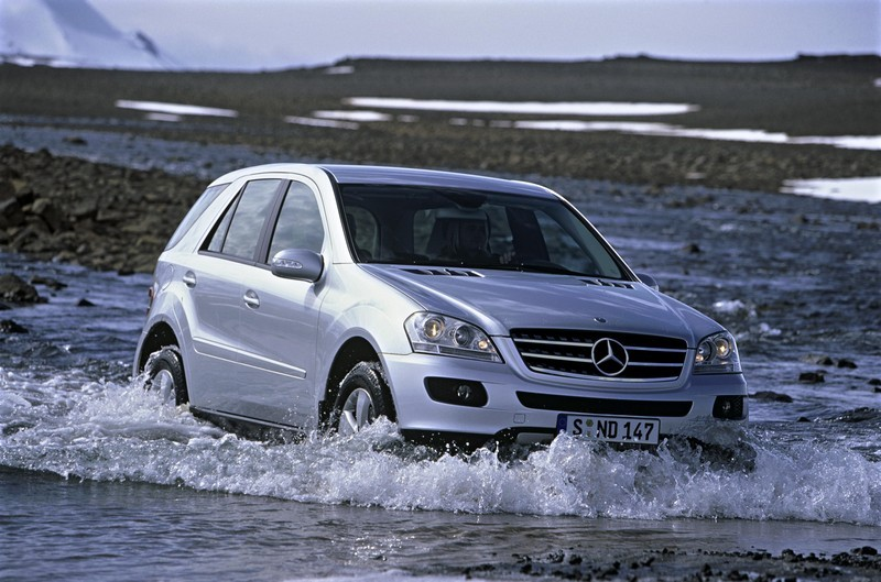 2007 mercedes ml 420 cdi 4matic review gallery top speed. Black Bedroom Furniture Sets. Home Design Ideas