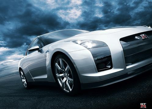 2007 Nissan GT-R | Top Speed