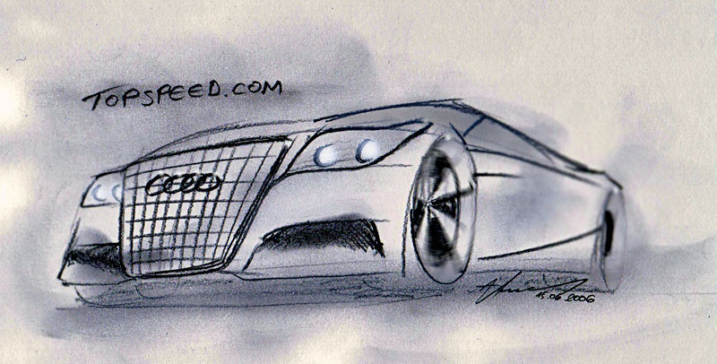 Audi A7 First Spy Photos Pictures Photos Wallpapers Top Speed