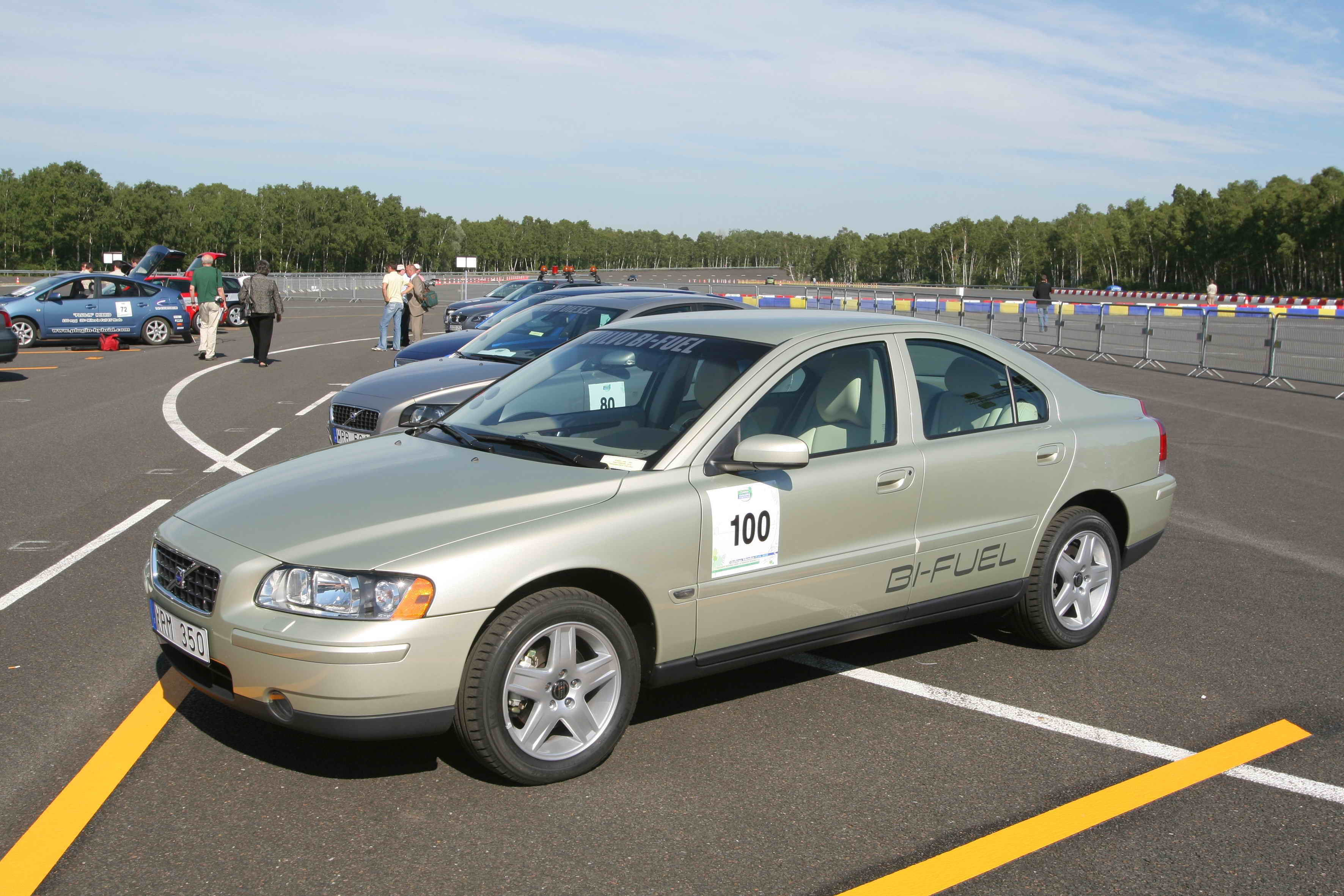 Volvo Car Corporation Took 16 Gold Medals At The Michelin Challenge