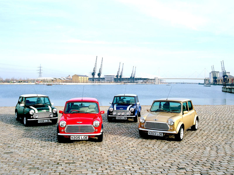 1959 2006 The History Of Mini Top Speed